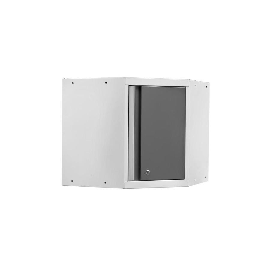 NewAge Products Pro 3.0 24-in W x 23.5-in H x 24-in D Steel Wall-Mount Garage Cabinet