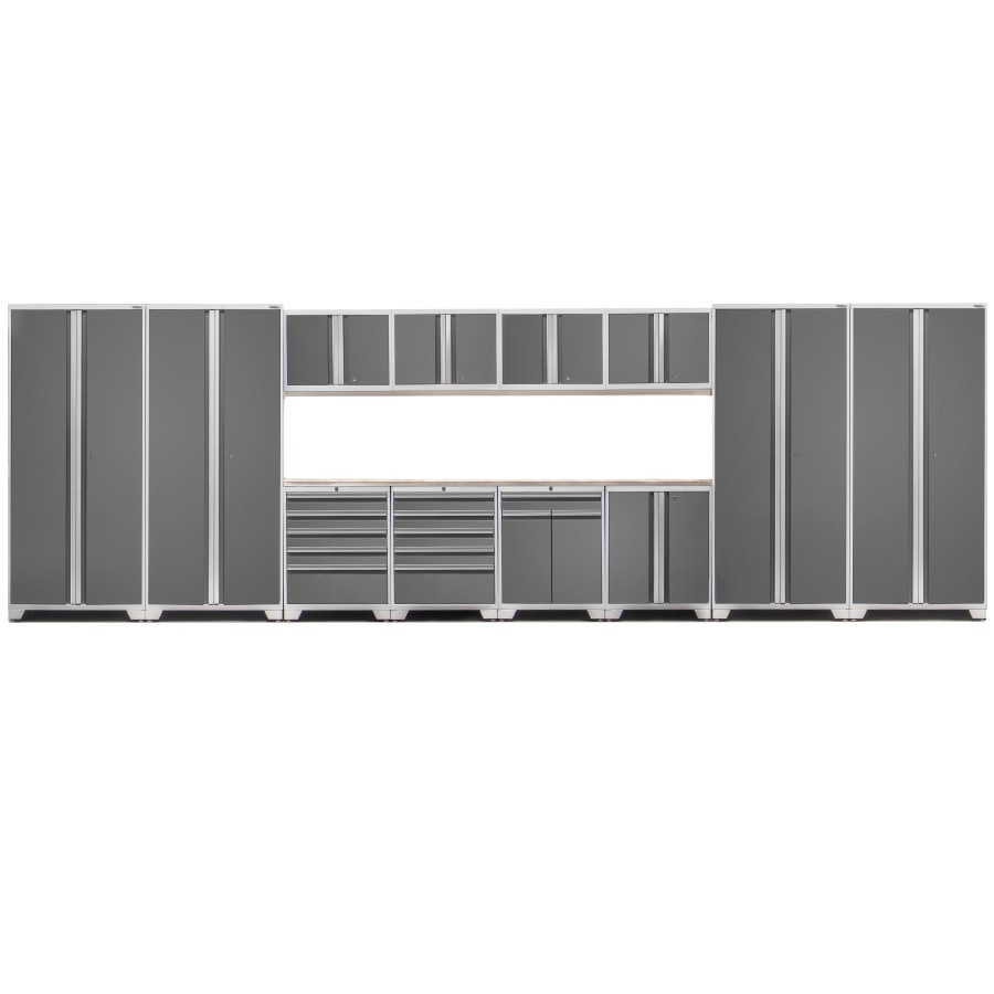 Shop newage products pro 3 0 256 in w x 85 in h bright for Platinum garage doors