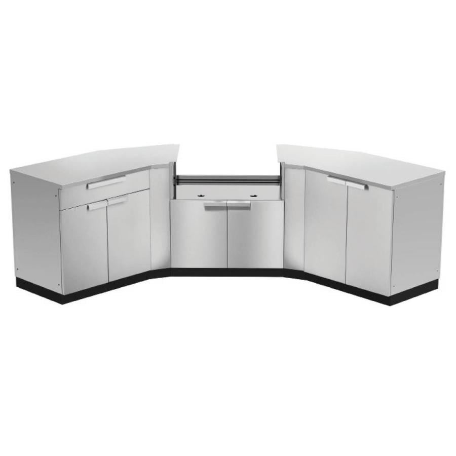 NewAge Products Modular Outdoor Kitchen Prep Station At