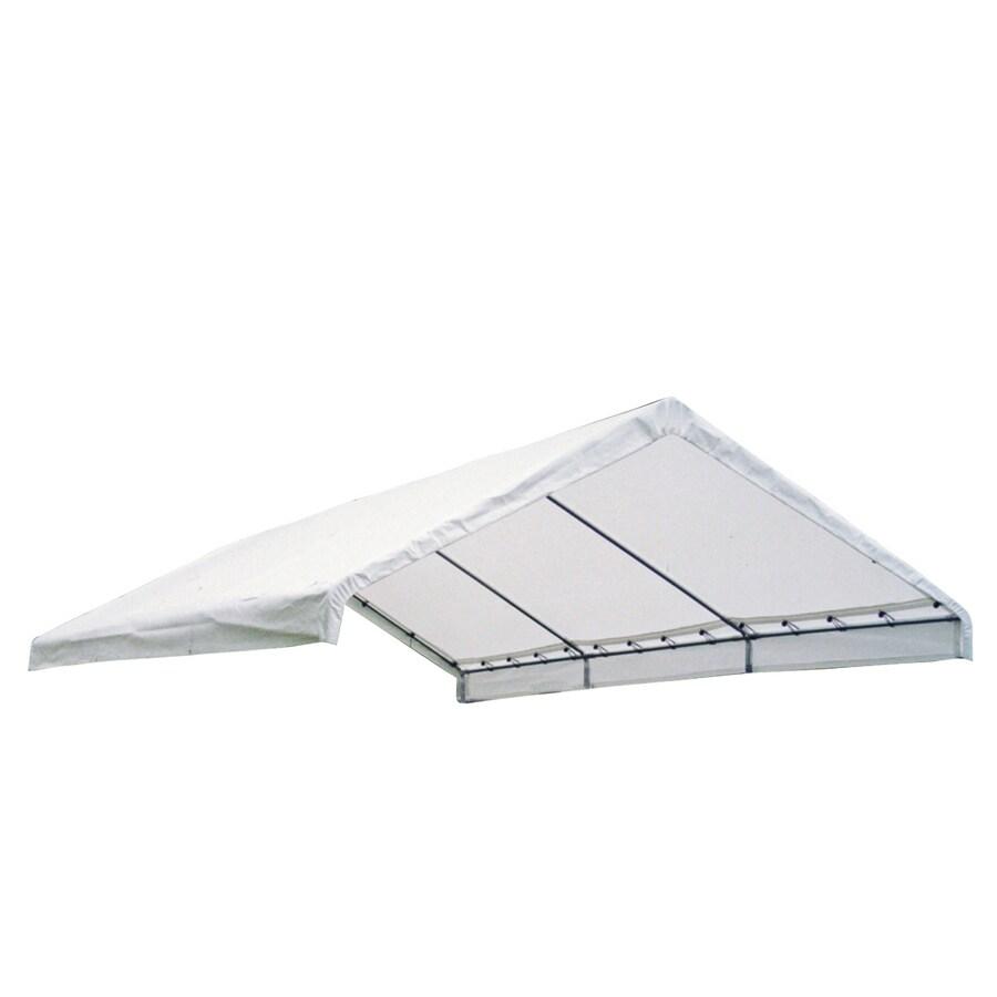 ShelterLogic White Canopy Wall Panels