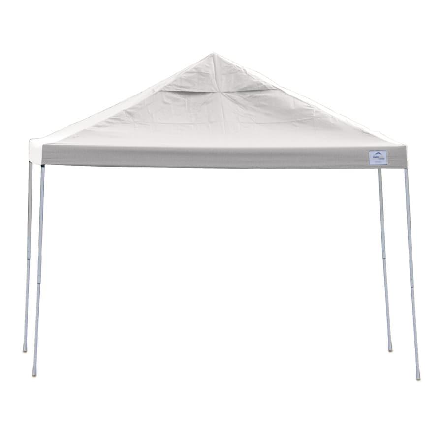 ShelterLogic 12-ft W x 12-ft L White Steel