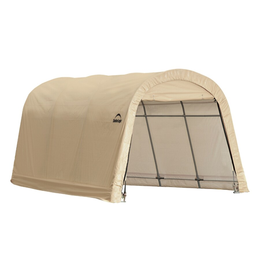 Shop Shelterlogic Common 10 Ft X 15 Ft Actual 10 Ft X