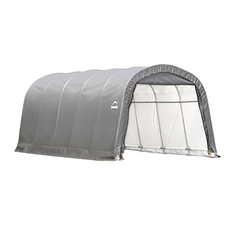 Shop Shelterlogic Common 12 Ft X 20 Ft Actual 12 Ft X