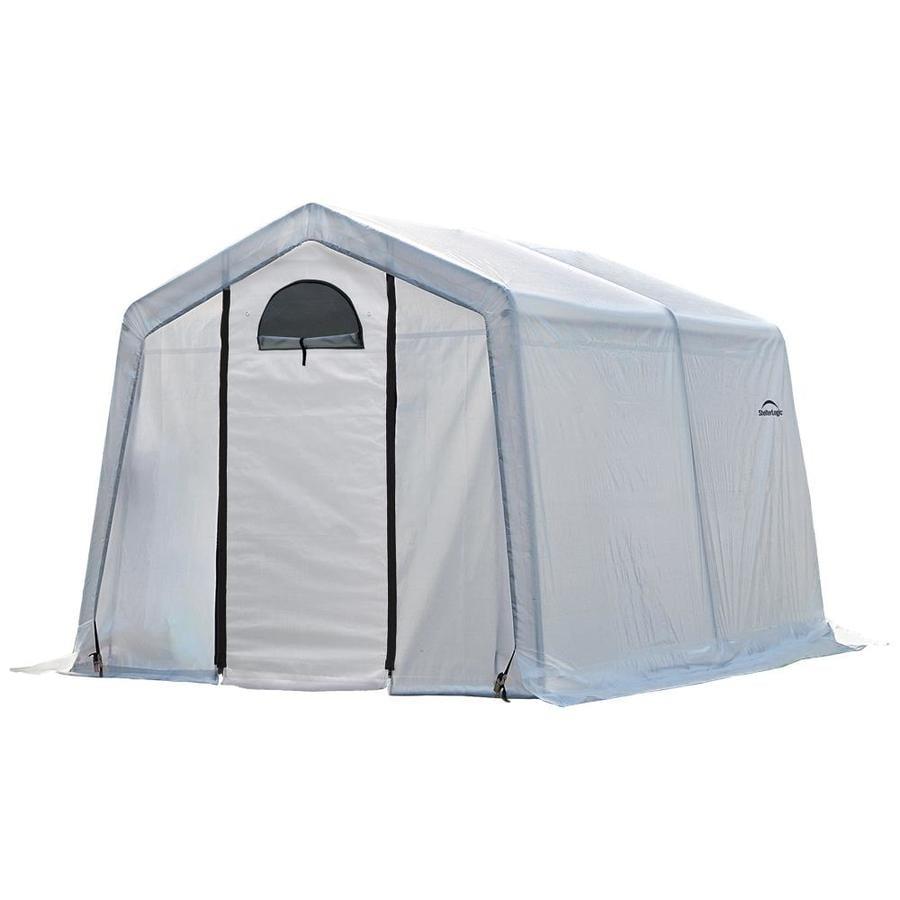 ShelterLogic Grow It 10-ft L x 10-ft W x 8-ft H Greenhouse Kit Greenhouse