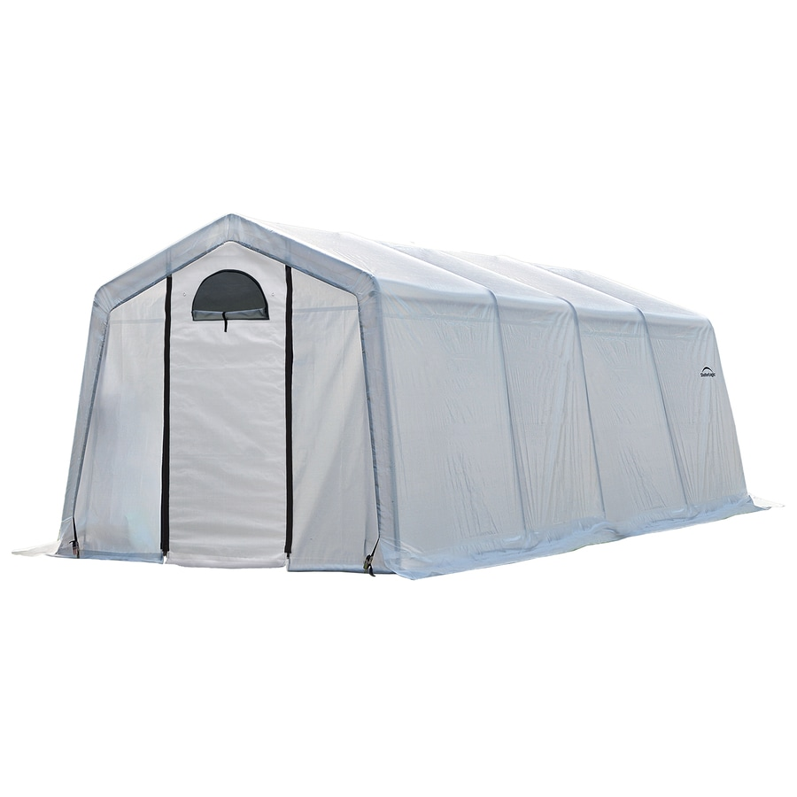 ShelterLogic Grow It 10-ft L x 20-ft W x 8-ft H Greenhouse Kit Greenhouse