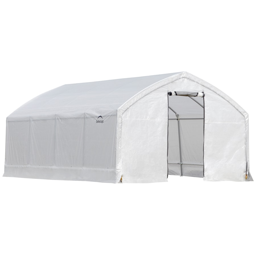 ShelterLogic Grow It 20-ft L x 12-ft W x 8.9000-ft H Greenhouse Kit Greenhouse