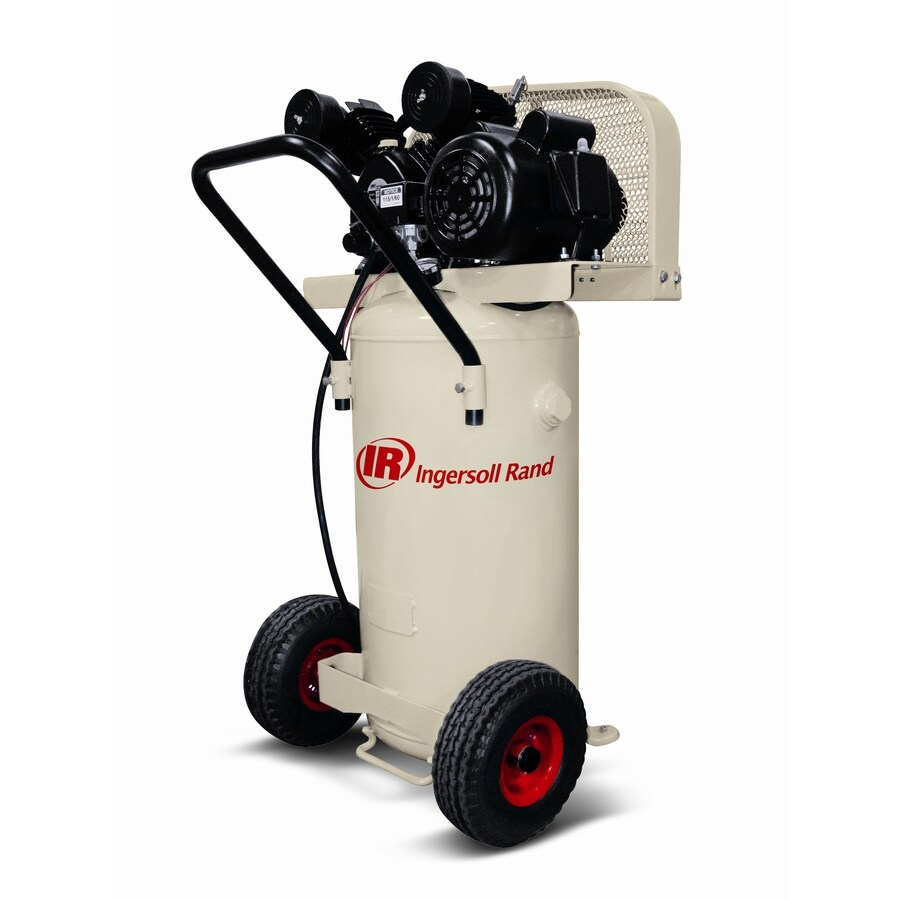 Ingersoll Rand 2-HP 20-Gallon 135-PSI Electric Air Compressor