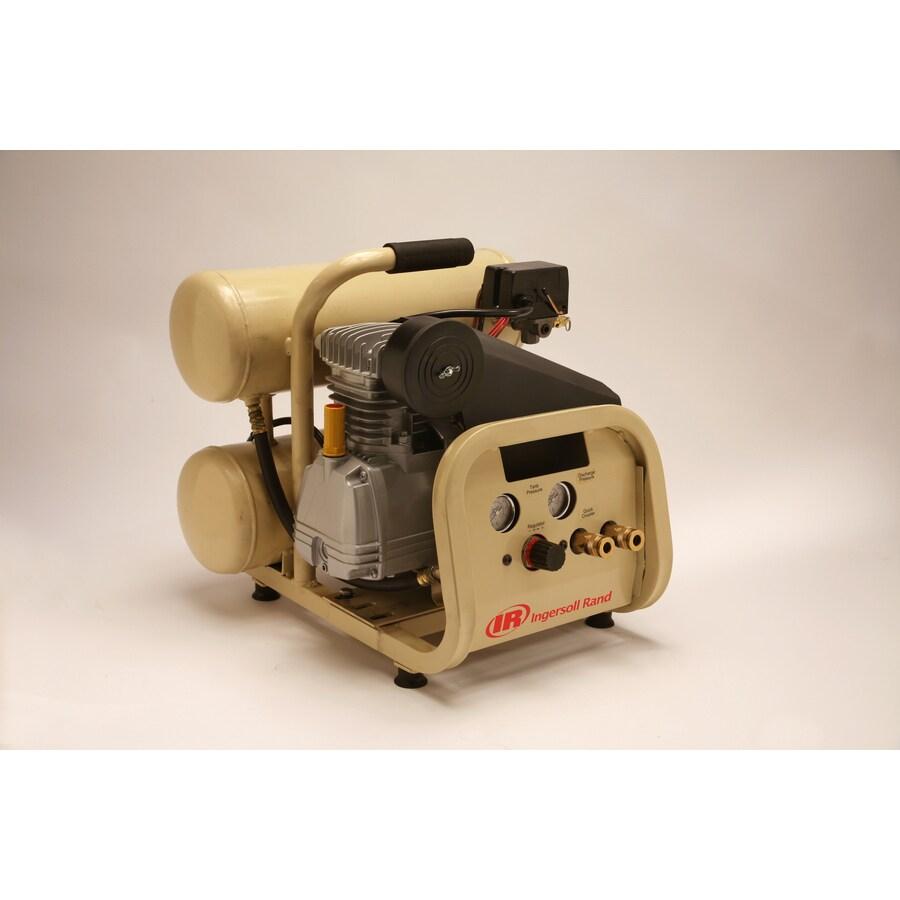 Ingersoll Rand 2-HP 4-Gallon 135-PSI Electric Air Compressor