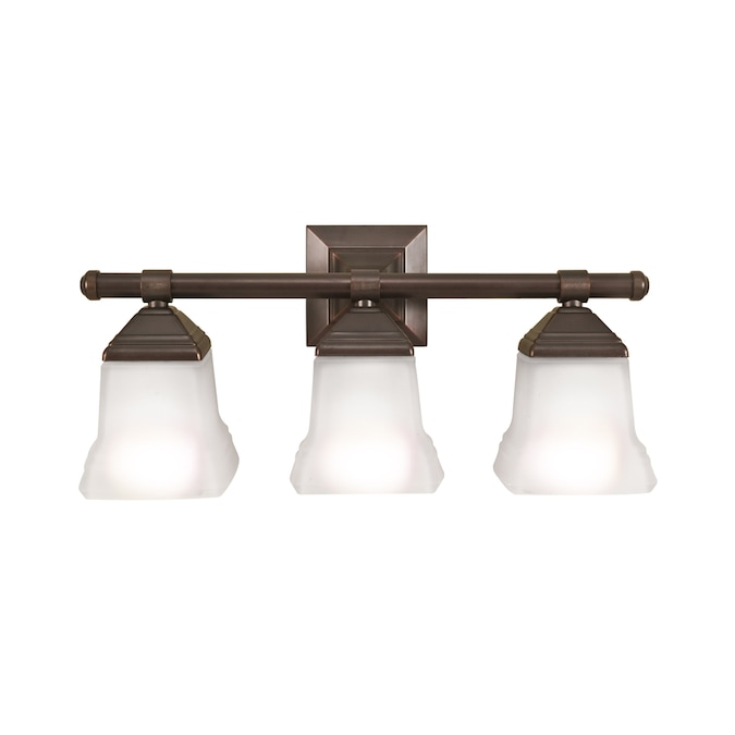 Oil Rubbed Bronze Bathroom Vanity Light
