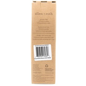 Allen Roth Specialty Bronze Steel Curtain Ring At Lowes Com