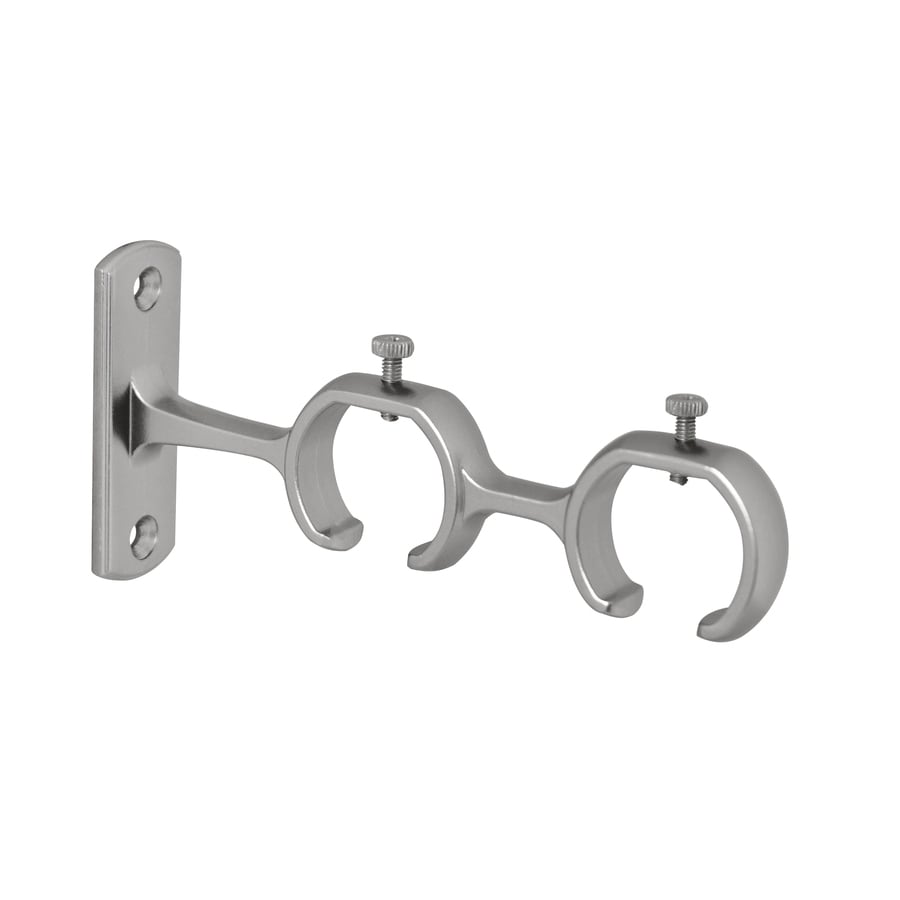 allen + roth Brushed-Pewter Curtain Ring