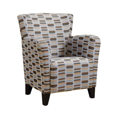 Excellent Monarch Specialties Modern Beige Accent Chair At Lowes Com Gamerscity Chair Design For Home Gamerscityorg