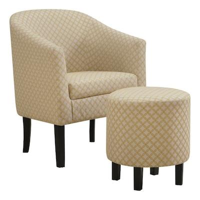Fine Monarch Specialties Set Of 2 Modern Yellow Accent Chair At Machost Co Dining Chair Design Ideas Machostcouk