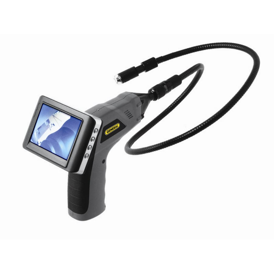 General Tools & Instruments 3-ft Wireless Video Borescope