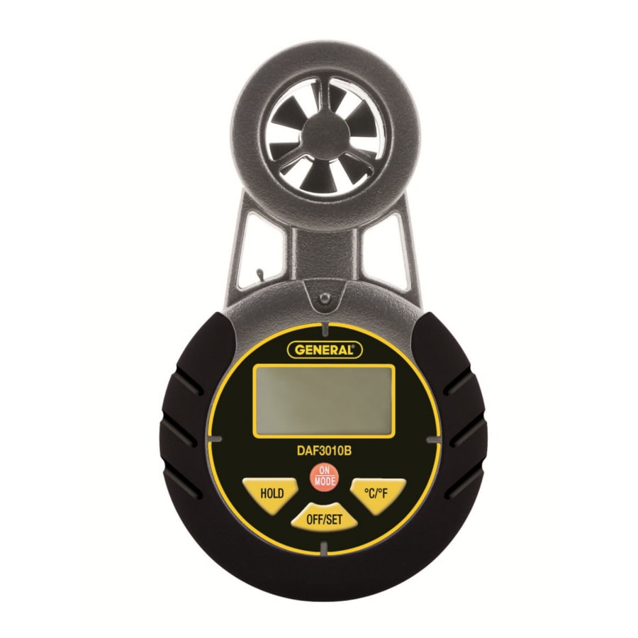 General Tools & Instruments Airflow Meter-Digital