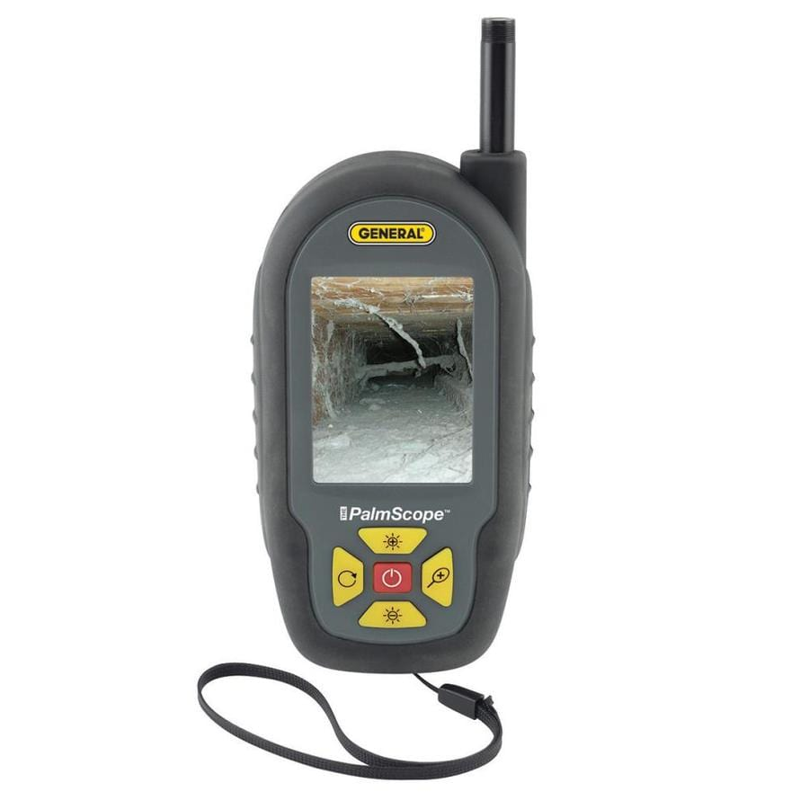 General Tools & Instruments Digital Fiber Optic Meter