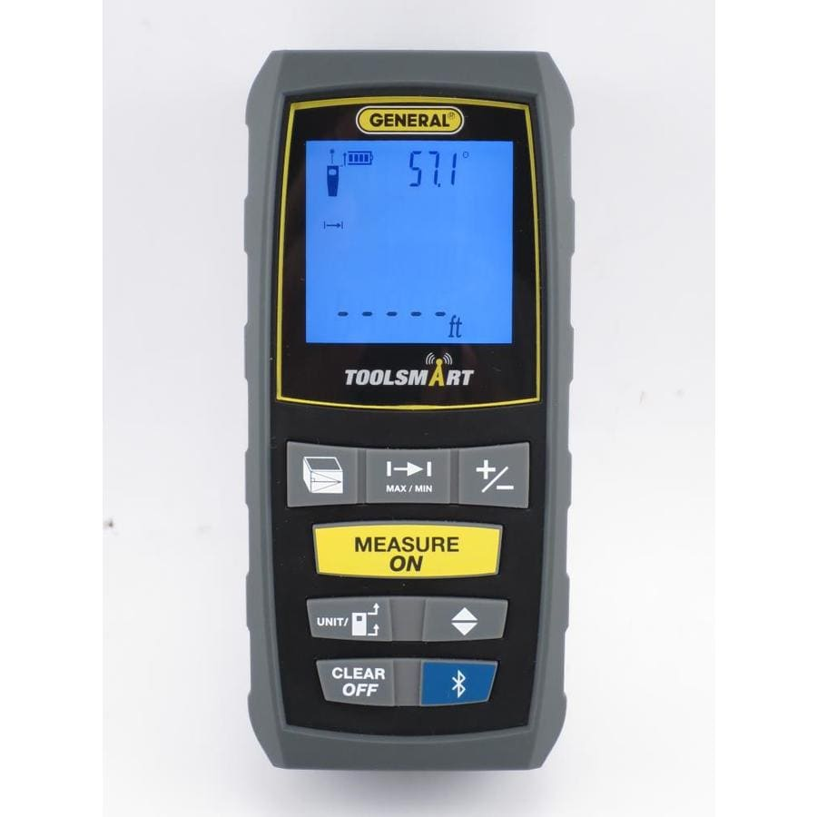 General Tools & Instruments ToolSmart Laser Distance Measurer