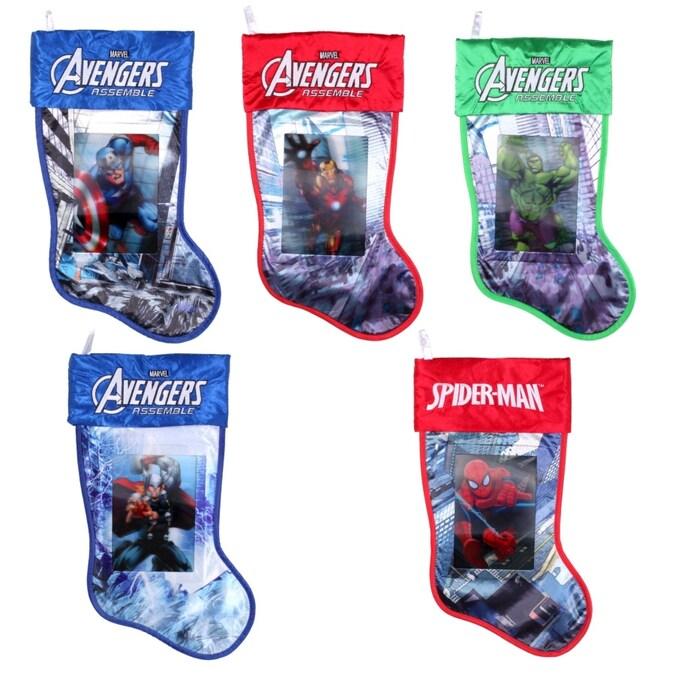 Marvel Christmas Stocking