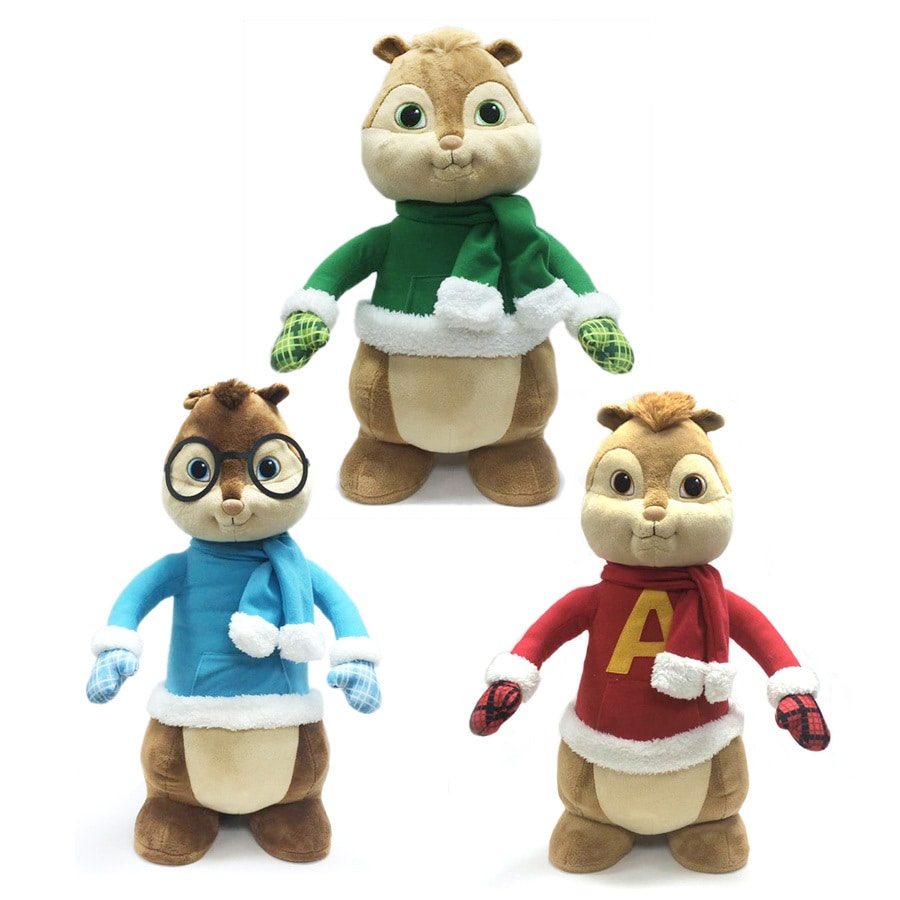 Alvin and The Chipmunks Chipmunks