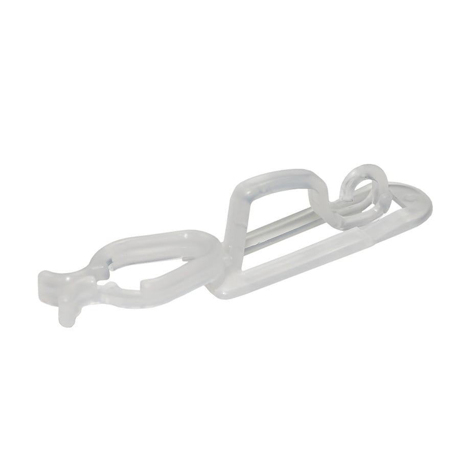 Holiday Living 200-Pack Plastic Gutter/Shingle Clips