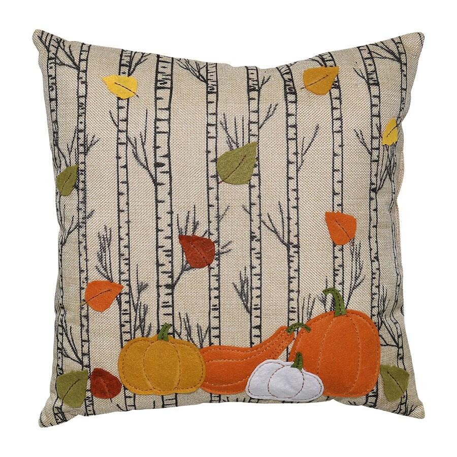 New Traditions Pumpkin Pillow