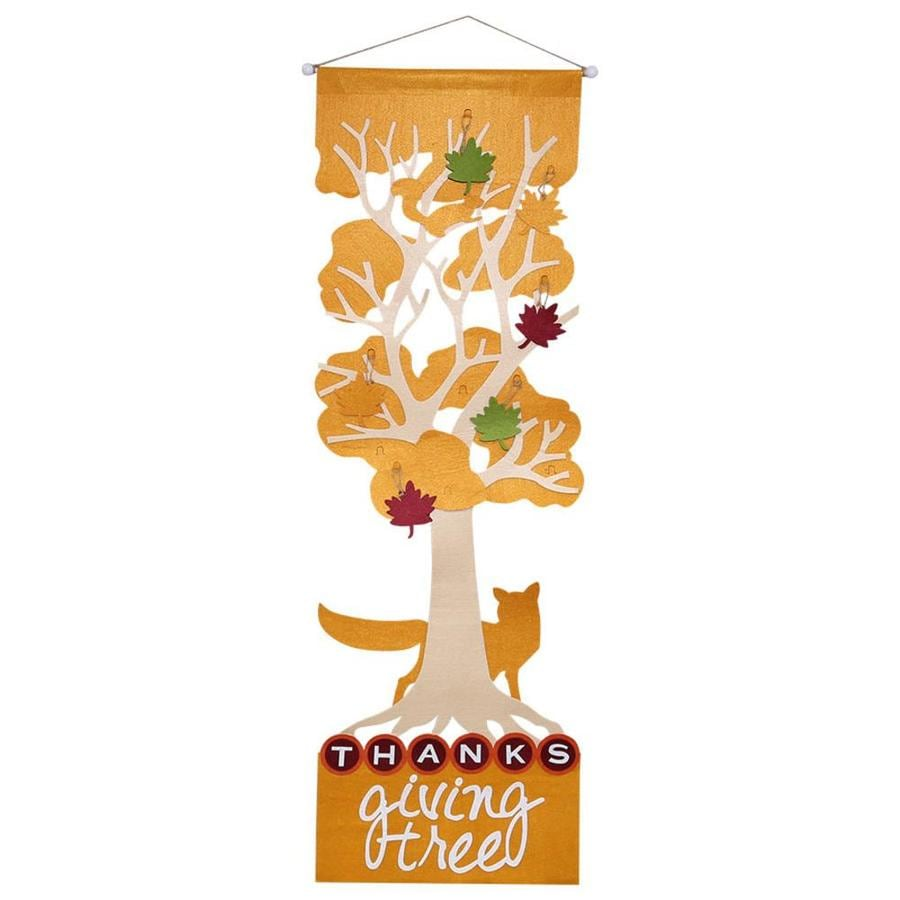 Holiday Living Leaves Wall Art