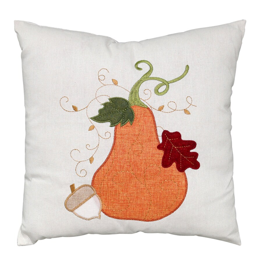New Traditions Gourd Pillow