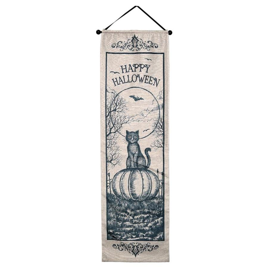 Holiday Living Cat Door Banner