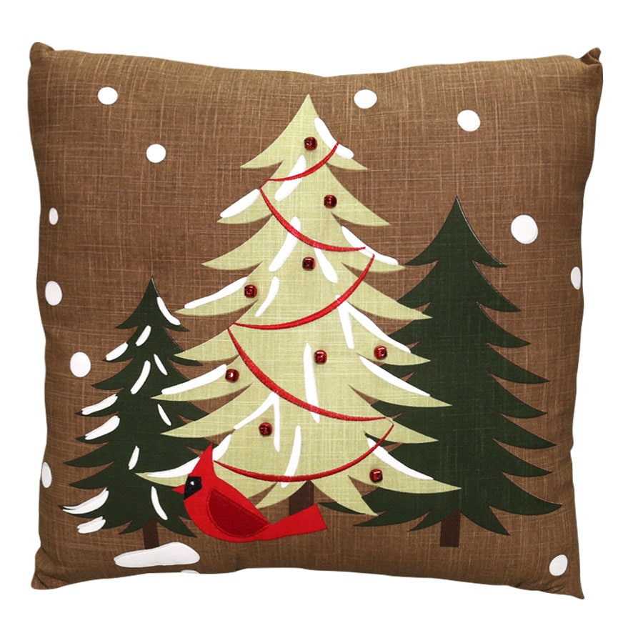 Holiday Living Tree Pillow