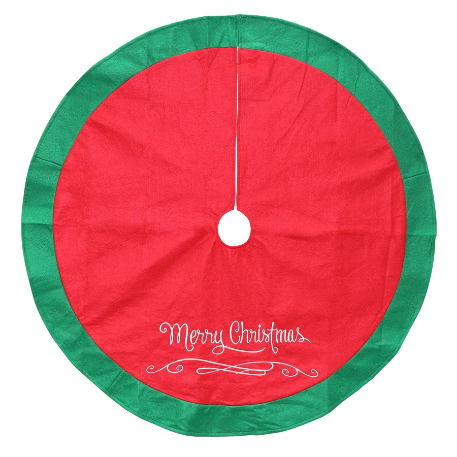 Holiday Living Inches Christmas Tree Skirt