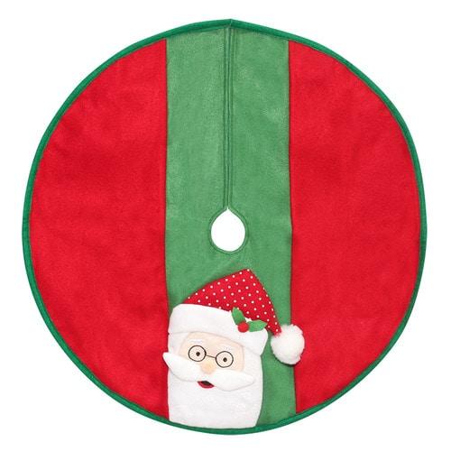 Lowes Christmas Tree Skirts: Holiday Living Inches Christmas Tree Skirt At Lowes.com