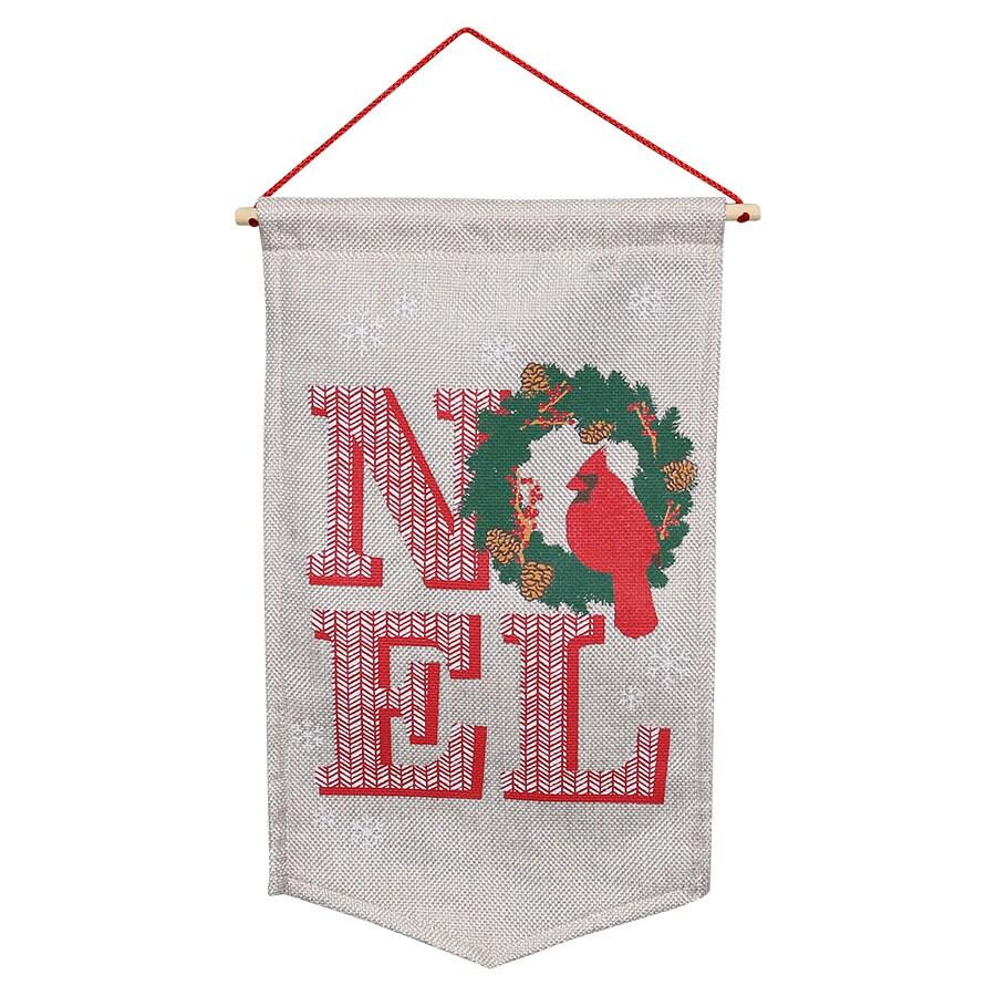 Holiday Living Noel Door Hanger