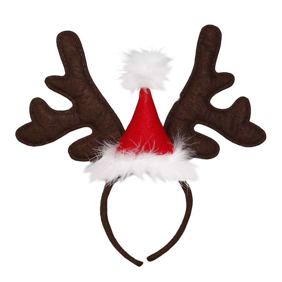 Holiday Living SS HL HEADBAND - ANTLERS