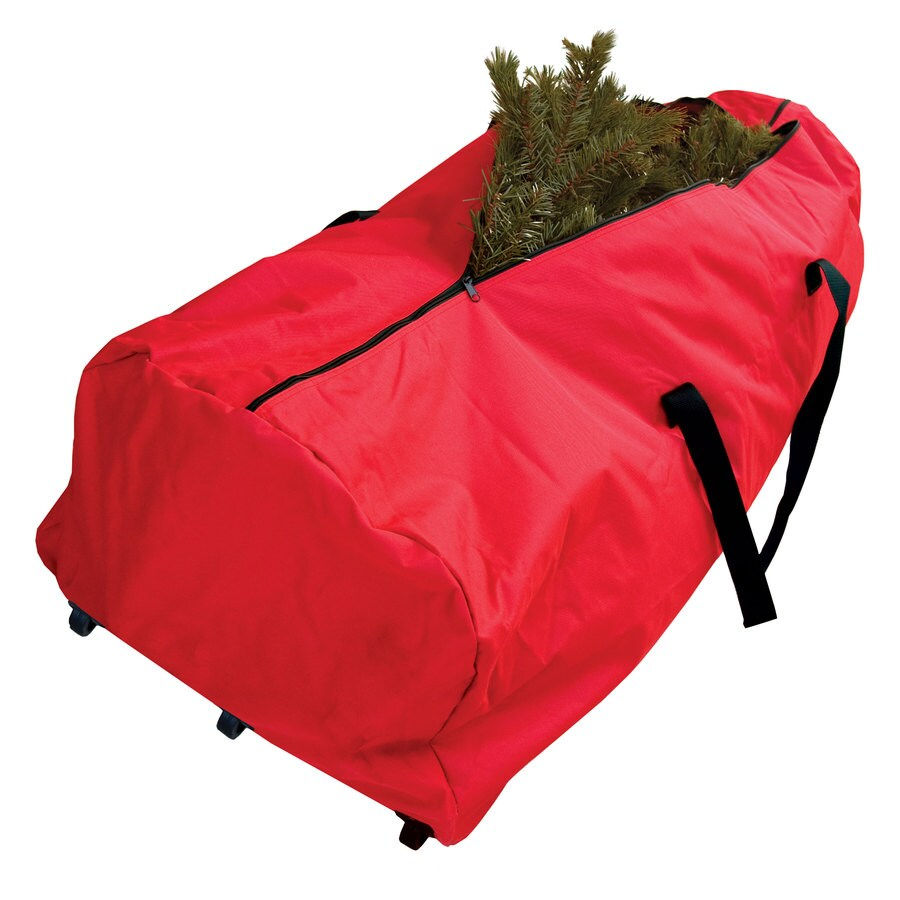 Beautiful NICKu0027S CHOICE 9 Ft Artificial Tree Storage Bag With Wheels