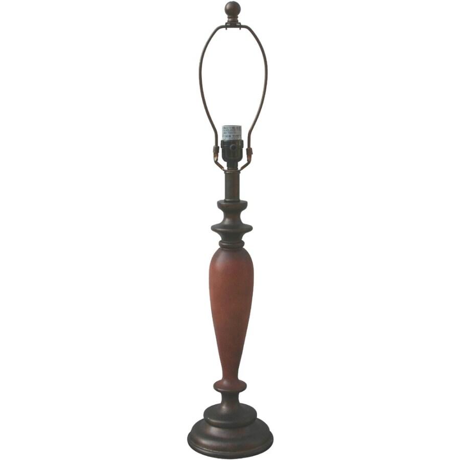 Portfolio 22-in Bronze Lamp Base