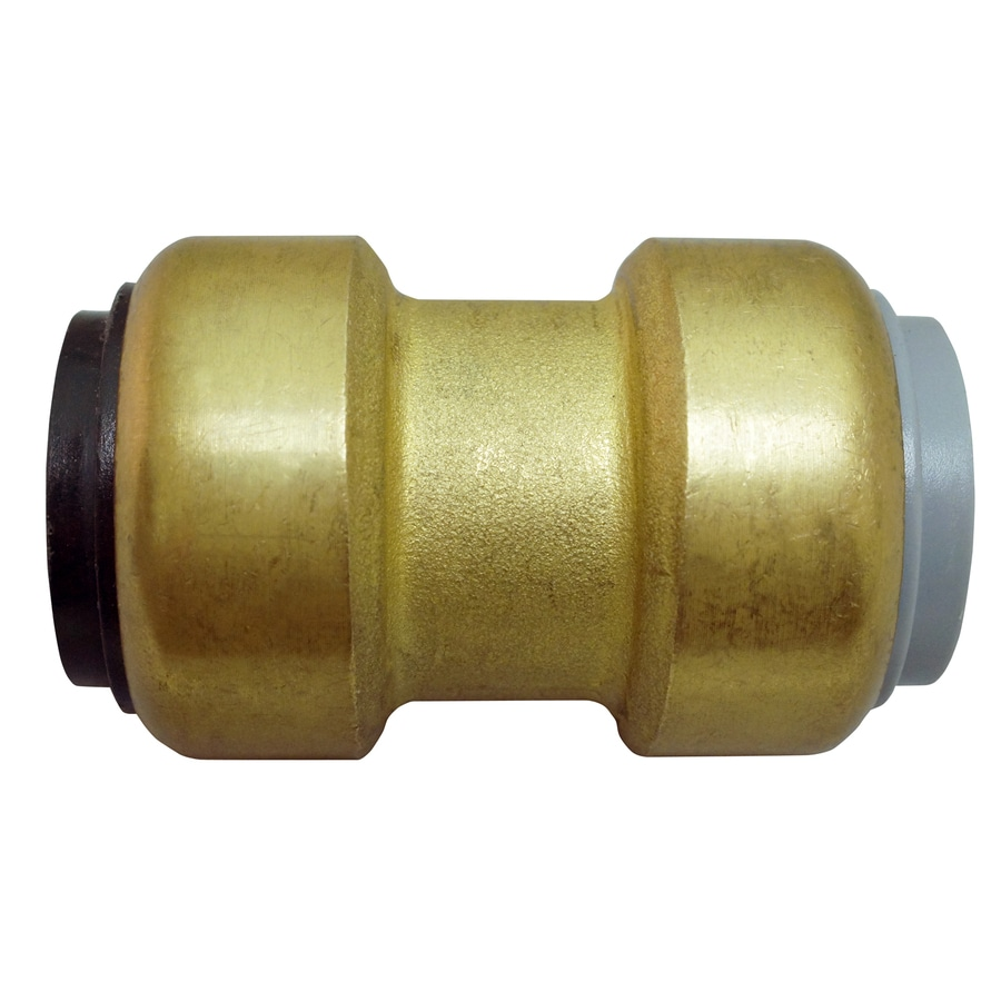 Blue Hawk Compression/Push x Compression/Push Standard Adapter Push Fitting
