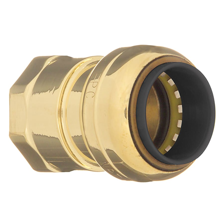 Blue Hawk 1/2-in dia Female Adapter Push Fitting