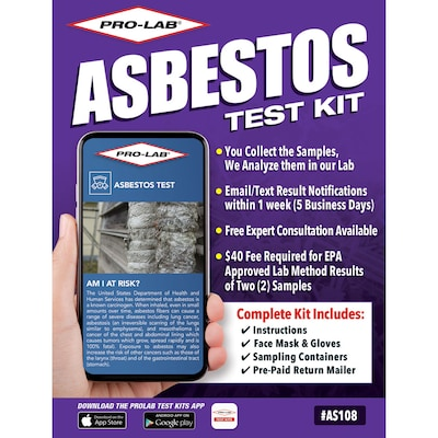 PRO-LAB Asbestos Test Kit at Lowes.com