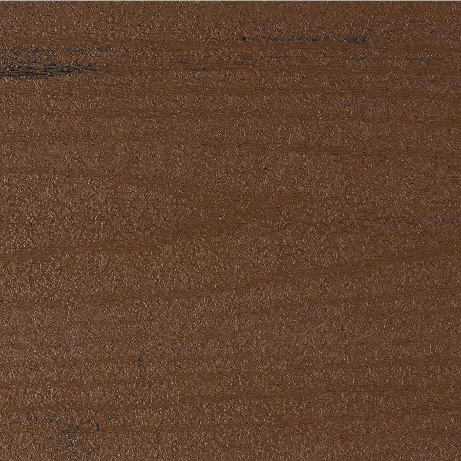TimberTech Brown Oak Groove Composite Deck Board (Actual: 0.94-in x 5.36-in x 12-ft)