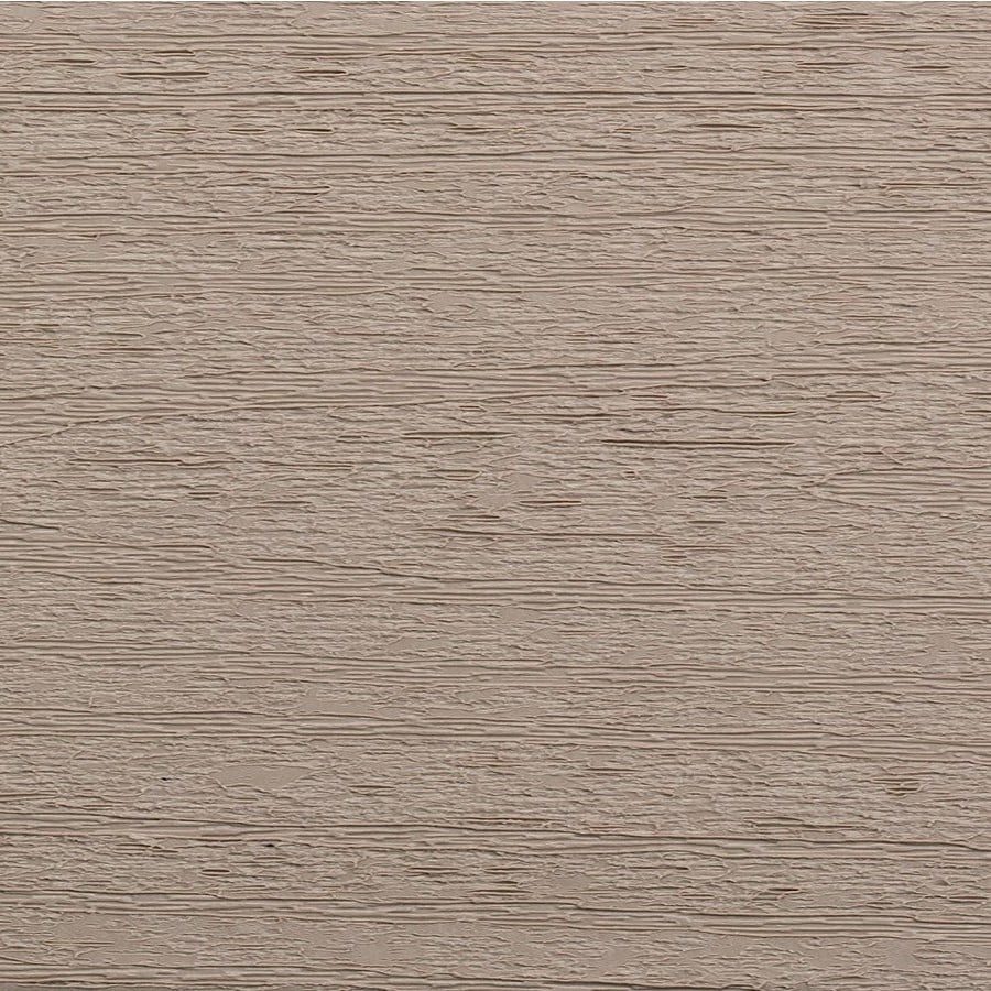 TimberTech 16-ft Sandy Birch Grooved Composite Deck Board