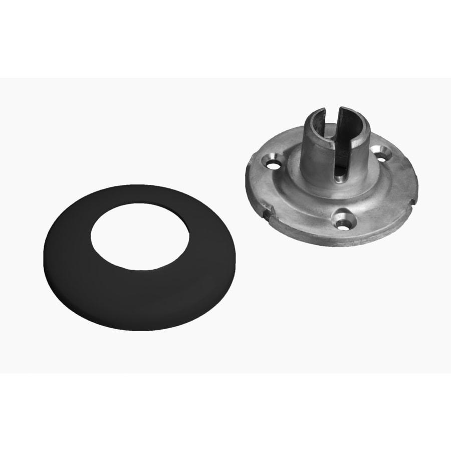 TimberTech ADA Handrail System Black Aluminum Rail Adapter