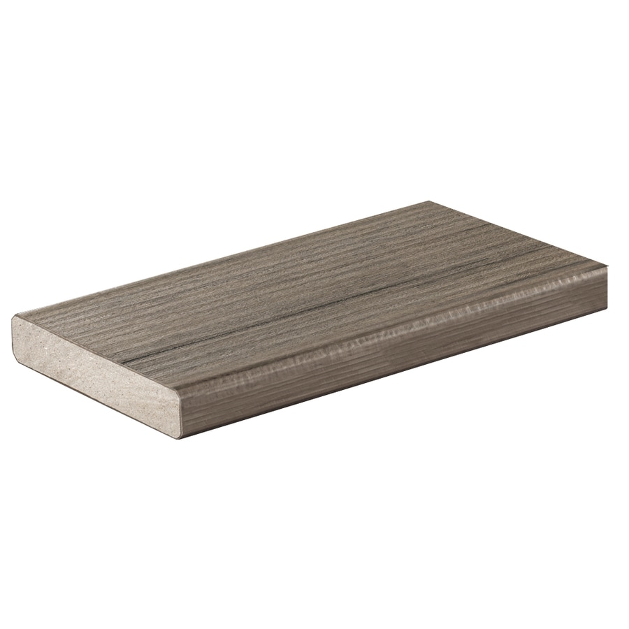 TimberTech (Actual: 0.94-in x 5.36-in x 16-ft) Legacy Ash Square Composite Deck Board