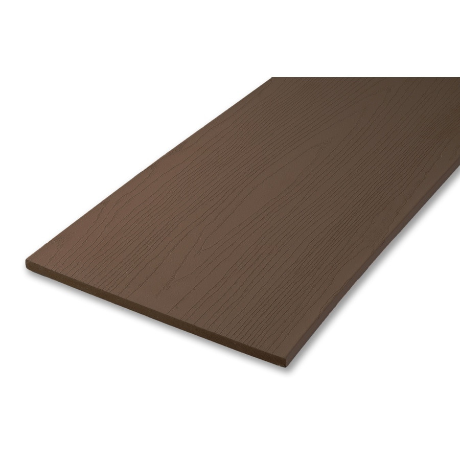 AZEK Harvest Kona PVC Deck Board (Actual: 0.5-in x 11.75-in x 12-ft)