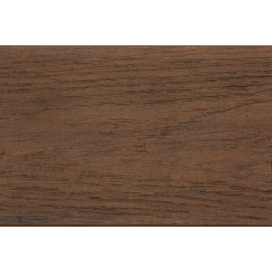 TimberTech (Actual: 0.94-in x 5.36-in x 16-ft) Tropical Antique Palm Grooved Composite Deck Board