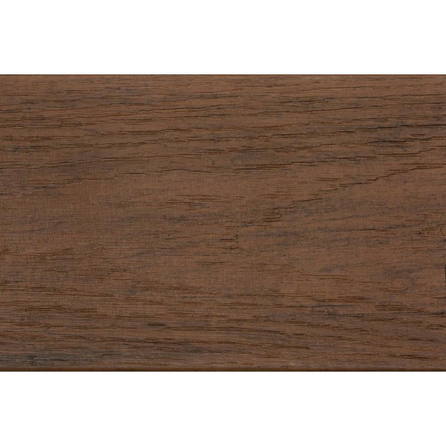 TimberTech (Actual: 0.56-in x 7.25-in x 12-ft) Tropical Antique Palm Square Composite Deck Board