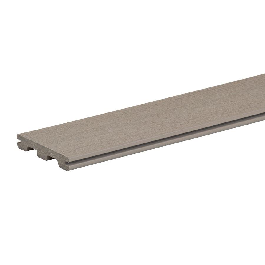 TimberTech Terrain Sandy Birch Deck Board Sample