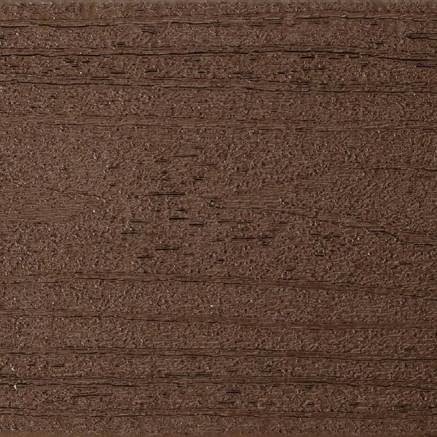 TimberTech Terrain Rustic Elm Deck Board Sample