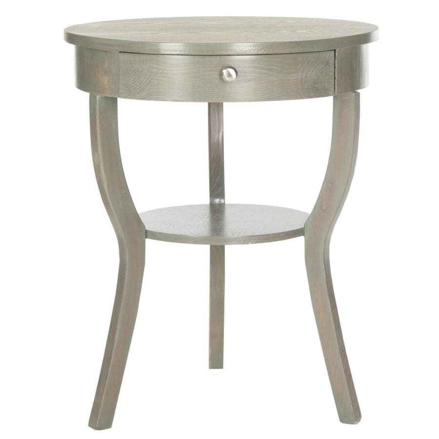 Safavieh Kendra French Gray Elm End Table