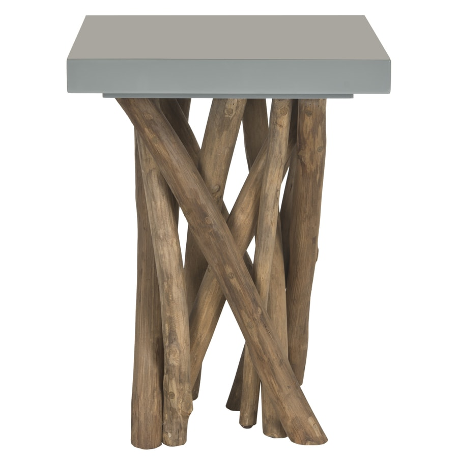 Safavieh Hartwick Gray End Table