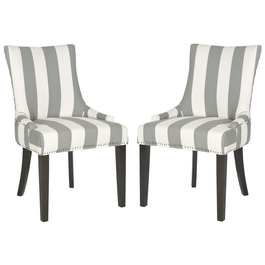 Safavieh Set of 2 Lester Side Chairs
